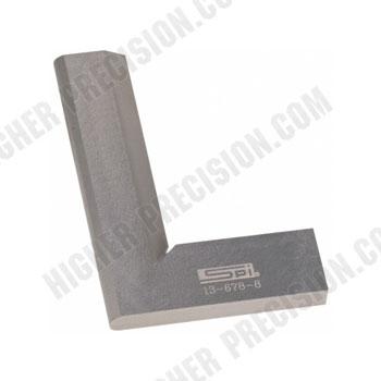 Round & Beveled Edge Steel Squares