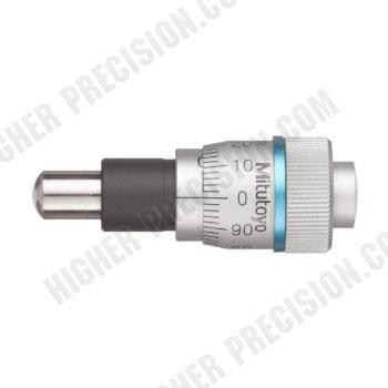 Series 148 Micrometer Heads – Fine Spindle Feeding of 0.1mm/rev – Metric