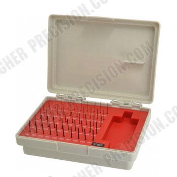 Black Class ZZ Pin Gage Set (Minus) # 18-003-4