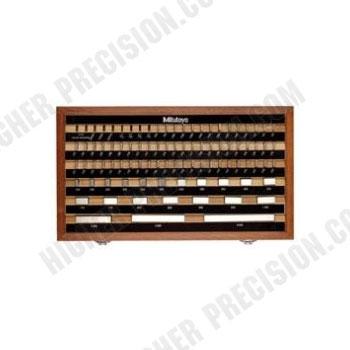 8-Piece Rectangular Ceramic Long Block Sets – Inch