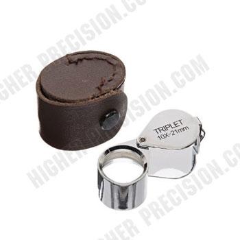 Triple Lens Magnifier – 10X Magnifier # 52-660-004