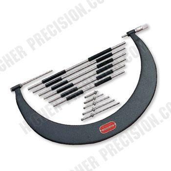 Tubular Bow Type Micrometers – Series 724