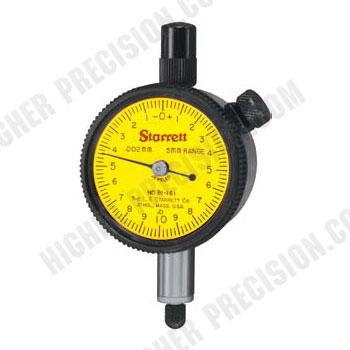 Series 81 Dial Indicators – Metric