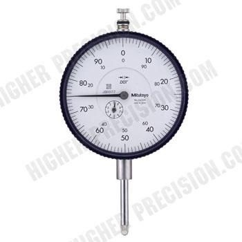 Series 3 Large Dial Face Dial Indicators – Metric