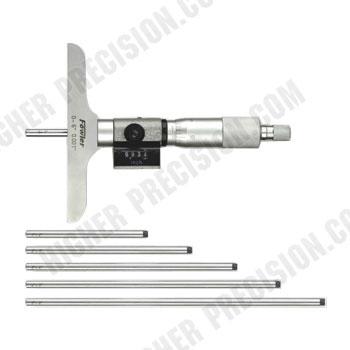 Premium Digit Counter Depth Micrometer
