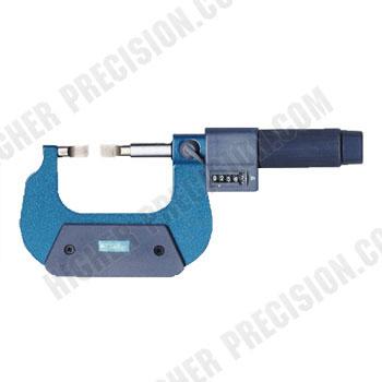 EZ-Read Blade Micrometers – Inch