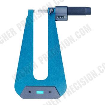 EZ-Read Deep Throat Micrometers – Metric