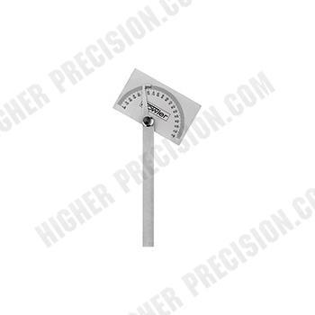 Protractor with Rectangular Head # 52-450-010
