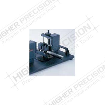 Adjustable Workstages for Laser Scan Micrometers