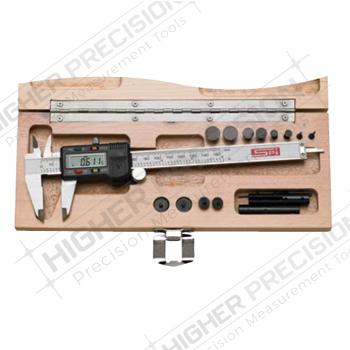 Electronic Caliper w/Centerline Plus Accessory Kit