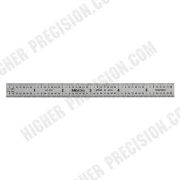 Steel Full-Flexible Rules Series 182 – Inch/Metric