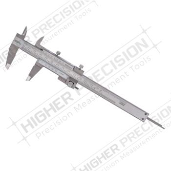 Vernier Calipers – Double Set Screw w/ Fine Adjustment