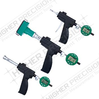 Pistol Grip Three Point Bore Gages
