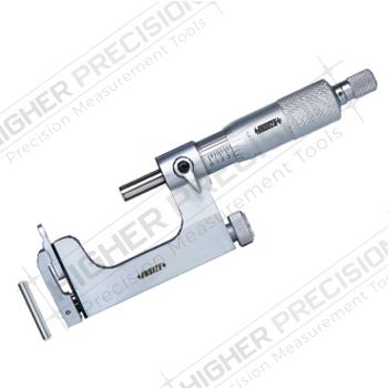 Interchangeable Anvil Micrometers