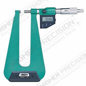 Electronic Sheet Metal Micrometers