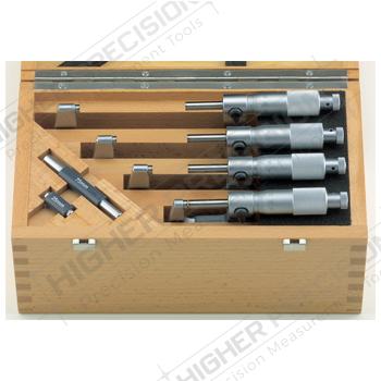 Vernier Micrometer Micromar Sets – Inch