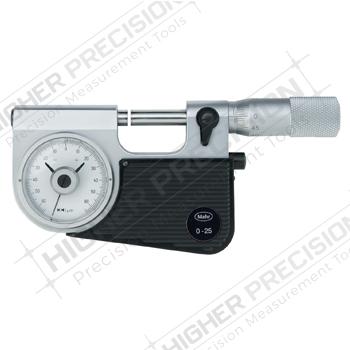 Micrometer W/ Dial Comparators