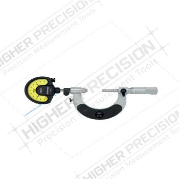 Micrometer W/ Dial Comparators – Metric