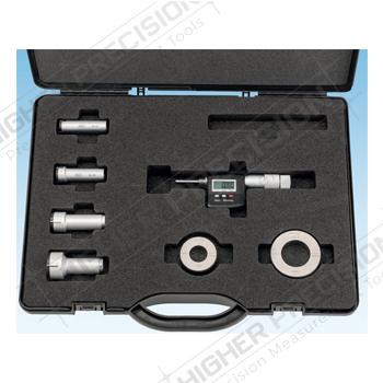 Digital Self-Centering Inside Micrometer Sets
