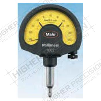 Millimess Mechanical Dial Compartors Waterproof – Metric