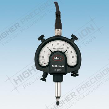 Mechanical Dial Comparators W/ Limit Contacts