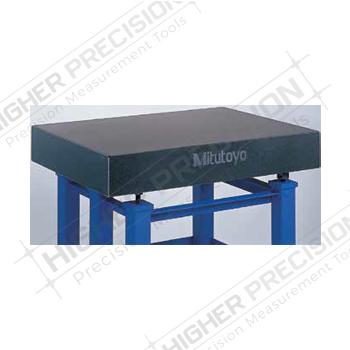 Black Granite Surface Plate B Shop Grade Series 517 (100 lbs. – Load)