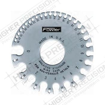 Am. Standard Wire Gage # 52-480-040