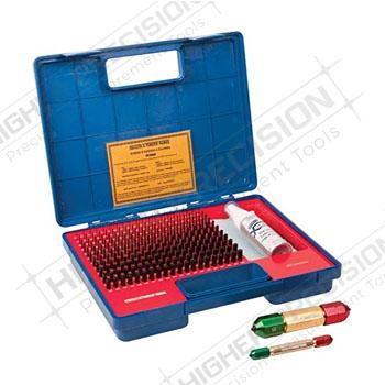 Class ZZ Minus Tolerance Pin Gage Set # 53-881-630