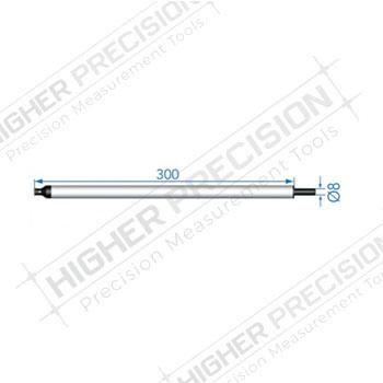 300mm Insert Holder with 4-48 Thread # 54-194-608