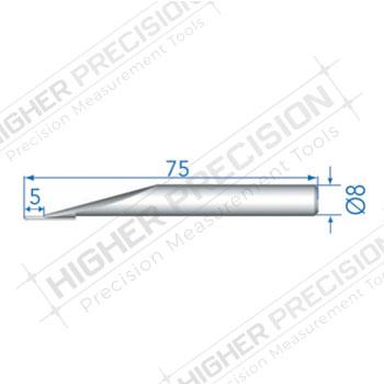 1mm Tungsten Carbide Ball Probe # 54-194-905