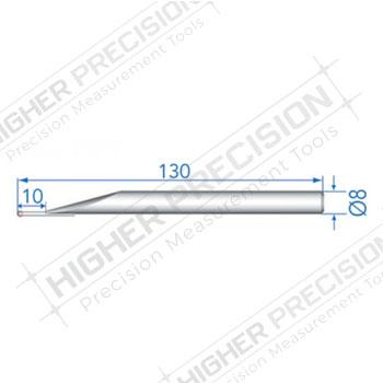 2mm Tungsten Carbide Ball Probe 130mm Length # 54-194-907