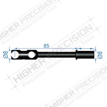 85mm 90 Degree Insert Holder for 8mm Probes # 54-194-939