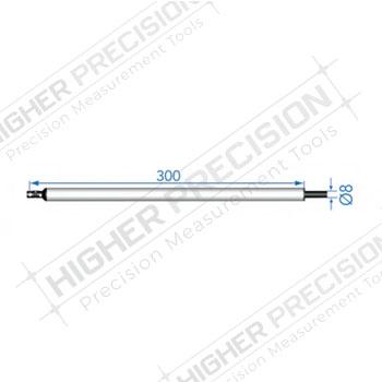 300mm 90 Degree Insert Holder for 4mm Probes # 54-194-941