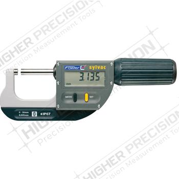 Bluetooth Rapid Mic Electronic Micrometer Set # 54-815-112