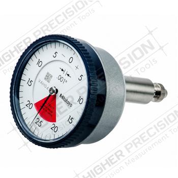 Series 1 Back Plunger Dial Indicators – Metric