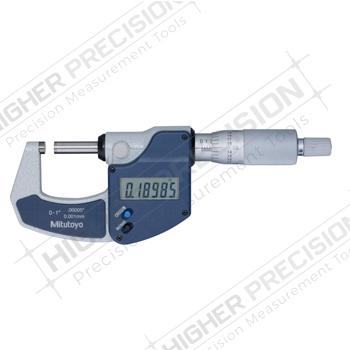 MDC Lite Digimatic Micrometers – Inch/Metric