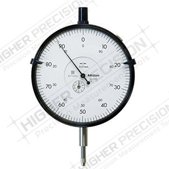 Dial Indicators Series 4 Large Dial Face – Metric