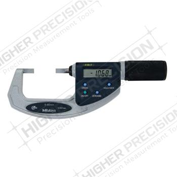 IP54 Quickmike Electronic Blade Micrometers – Metric