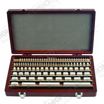 103 PIece Grade 00 Ceramic Rectangular Gage Block Set # 516-341-26