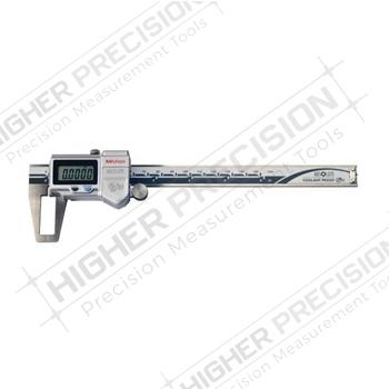 IP67 ABSOLUTE Digimatic Neck Calipers – Metric