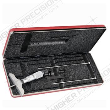 Depth Micrometers – Series 440 – Inch