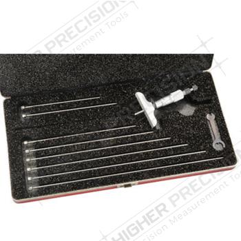 Depth Micrometer with Ratchet/Speeder Combo # 440Z-9RL
