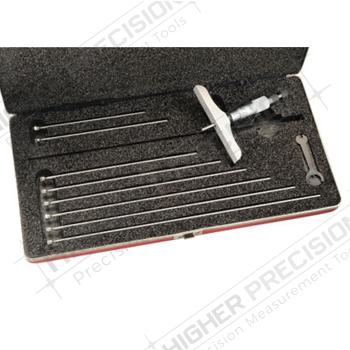 Depth Micrometer # 445BZ-9RL