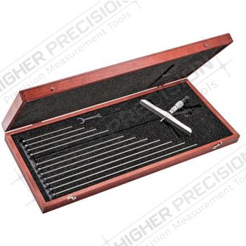 Depth Micrometer # 445DZ-12RL