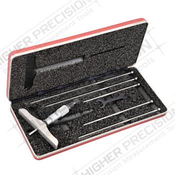 Depth Micrometer # 445MBZ-150RL