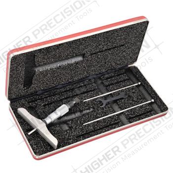 Depth Micrometer # 445MBZ-75RL