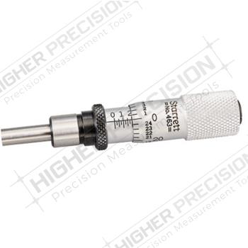 Stainless Steel Micrometer Heads – Series 463
