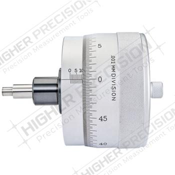 Super-Precision Micrometer Head # 469MHXSP