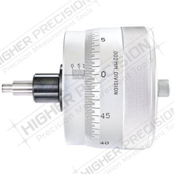 Super-Precision Micrometer Head # 469MXSP