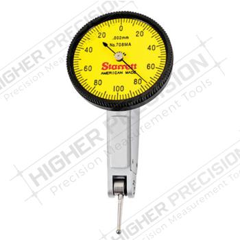Series 708 Dial Test Indicators – Metric
